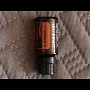 15 ml new bottle of frankincense doTERRA. EXP 2.23